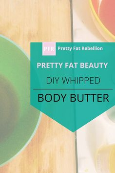 A Whipped Body Butter Recipe + The Awesome Benefits of DIY Beauty