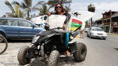Juegos Bolivarianos de Playa: Analí Gómez camino al podio en Trujillo #Depor