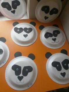 Panda sanat etkinligi