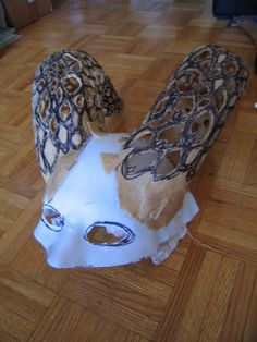 image worbla | At this point it didn't really matter what the attachment part ...