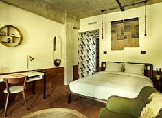 Galerij - Hotel V Fizeaustraat - neem een kijkje in onze lobbybar, kamers en evenementenruimtes