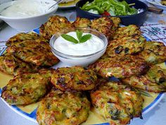 Greek Recipes, Baby Food Recipes, Cooking Recipes, Tandoori Chicken, Food To Make, Appetizers, Meals, Vegan, Vegetables