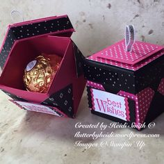 Ferrero Friday layered lidded box