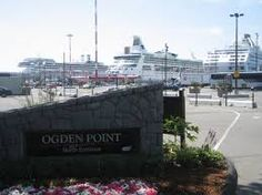 Ogden point is where the cruise ships dock. There is a cafe which serves food and drinks. Just another place to walk for lunch. Cruise Ships, Victoria, Lunch, Lifestyle, Drinks, City, Places, Food, Drinking