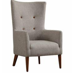 Found it at Joss & Main - Aidan Tufted Arm Chair
