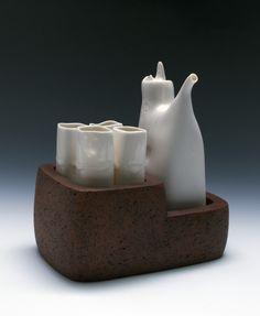 Intimate 4 by 2014 NICHE Awards Finalist Norleen Nosri #NICHEawards #ceramics #art