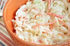 Receita de Repolho cremoso de 5 minutos em receitas de legumes e verduras, veja essa e outras receitas aqui!
