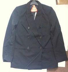 New - Womens ONLY Smart Casual Black Blazer Jacket Size 10 - £14.99