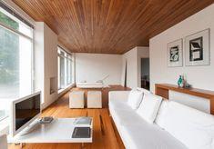 Hedley Greentree midcentury modern house in Hampsire UK