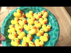 Making and Cutting Bubble Ducky Cold Process Soap