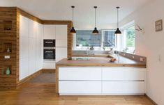 Kitchen Room Design, Modern Kitchen Design, Home Decor Kitchen, Kitchen Furniture, Kitchen Interior, New Kitchen, Kitchen Layout Plans, Kitchen Models, Cottage Interiors