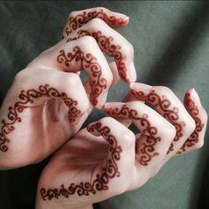 45 Latest Finger Mehndi Designs || Finger Mehndi Style | Bling Sparkle