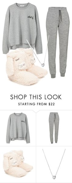 """""""Untitled #178"""" by mashask ❤ liked on Polyvore featuring MANGO, Icebreaker and Links of London"""