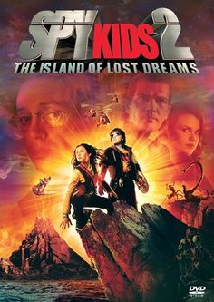 Rent Spy Kids The Island of Lost Dreams starring Antonio Banderas and Carla Gugino on DVD and Blu-ray. Get unlimited DVD Movies & TV Shows delivered to your door with no late fees, ever. Spy Kids Movie, Spy Kids 2, Kid Movies, 2 Movie, Family Movies, Movies To Watch, Movies And Tv Shows, Comedy Movies, Cloud Movies