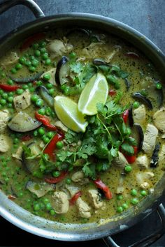 // Thai Green Curry
