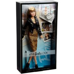 The Barbie Look Barbie Doll - City Chic  #Mattel #DollswithClothingAccessories