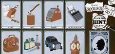 Oyun ile farenizin sol tuşunu kullanarak kartların üzerindeki resimlerde bulunan harf ve sembollerini inceleyin. Aynı harf veya sembole sahip olan 4 kartı bulun. Keyifli oyunlar... http://www.oyunklas.com