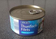 Diät mit Thunfisch aus der Dose