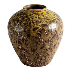 Axel Salto Vase | From a unique collection of antique and modern vases and vessels at https://www.1stdibs.com/furniture/decorative-objects/vases-vessels/