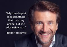 "More than a decade ago, when his travel agent informed him that she would have to charge a fee due to recent airline commission cuts, he ordered his employees to book air online instead of through the agent. Herjavec thought his salespeople would love booking their own travel.    ""Do you want to guess how long that lasted?"" he asked. ""It was one of the worst decisions I ever made."""