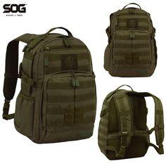SOG Ninja Backpack Olive Drab Green