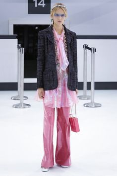 Chanel Ready To Wear Spring Summer 2016 Paris