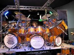 Would a monster Ludwig kit work for you?