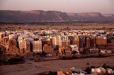 Iemen és un dels centres més antics de civilització de l'Orient Pròxim. La seva terra, relativament fèrtil en algunes valls, i el seu clima humit van permetre el desenvolupament d'una població estable.