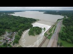 Drone Video of Dallas Floods May 29, 2015 - YouTube