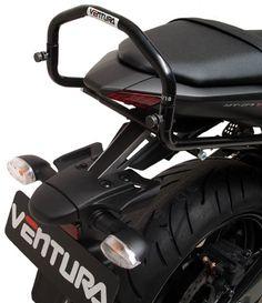Yamaha Fz Passenger Backrest