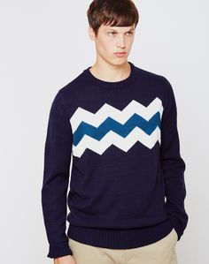 Winter Knits at The Idle Man | Shop now | #StyleMadeEasy