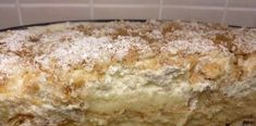 Greek Sweets, Vanilla Cake, Desserts, Food, Tailgate Desserts, Deserts, Essen, Postres, Meals