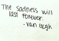 no Van Gogh no :( :(