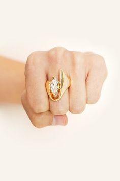 Fake diamond ring #fake #diamond #rings