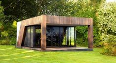 Swift Garden Rooms: habitaciones familiares prefabricadas
