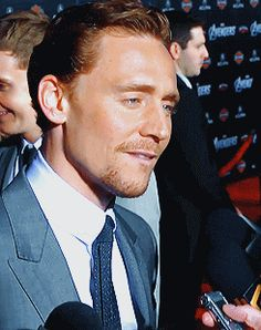How Many Times Will This Post Make You Go Unfffff Perhaps this Tom Hiddleston GIF will ease the pain.