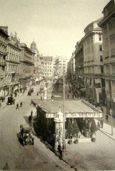 Wien anno dazumal - Ottakring Old Pictures, Old Photos, Old Photographs, Black And White Photography, Hungary, Vienna, Austria, Paris Skyline, Old Things