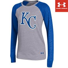 Kansas City Royals Women's Triblend Baseball Tee by Under Armour®  - MLB.com Shop