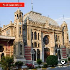 Sirkeci Train Station, the last stop of the ancient Orient Express, is enough to fill anyone with pure #IstanbulLove.