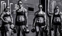 Terminators. Emma Blaiser, Ericka Letendre, Michele Letendre & Alexandra Bergeron