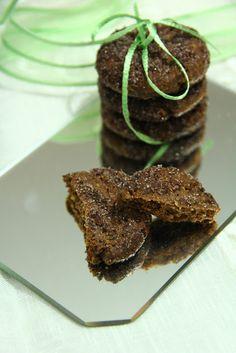 Chocolate Cinnamon Christmas Cookies