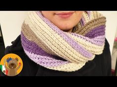 Knitting Patterns Toys Knitted Effect, Still Crocheting! Easy Crochet, Free Crochet, Knit Crochet, Crochet Headband Pattern, Crochet Patterns, Knitting Patterns, Caron Cakes Crochet, Crochet Stitches For Beginners, Cowl Scarf