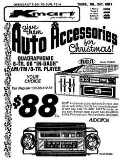 Kmart Polaroid Cameras - December 1966 | 1960's Newspaper Vintage ...