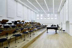 Opera House Linz / Terry Pawson Architects