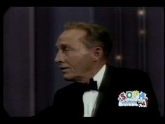 "BING CROSBY ""White Christmas"" on The Ed Sullivan Show"