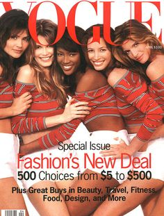 Vogue US, 1993