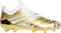 bdf02383fce adidas Men s adiZERO 5-Star 7.0 Metallic Football Cleats