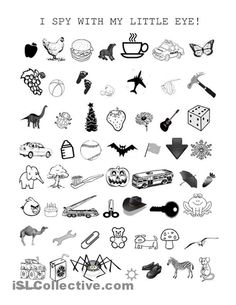 1000+ images about I spy on Pinterest | I spy, Game boards and Game ...
