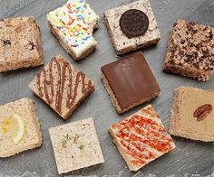 You won't be able to resist any one of these 10 delicious, creative, and easy marshmallow treat dessert recipes! From bacon Nutella to PB&J, there's something to satisfy every sweet tooth.