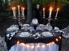 Romantic Halloween 2014 Dinner Ideas Pictures